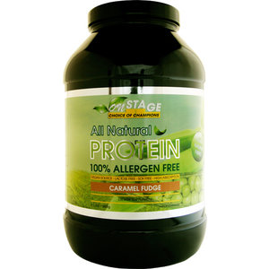 OnStage All natural Pea Protein 908 Gram