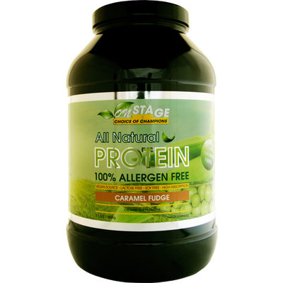 OnStage OnStage All natural Pea Protein 908 Gram
