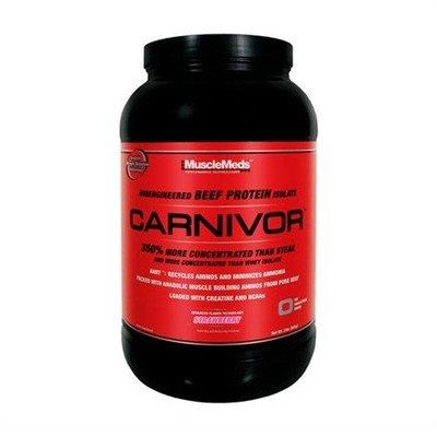 MuscleMeds MuscleMeds Carnivor Protein 908 Gram