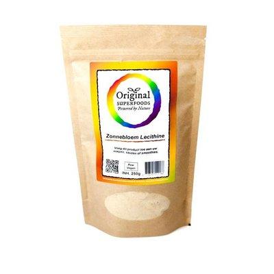 Original Superfoods Original Superfoods Zonnebloem Lecithine 250 gram