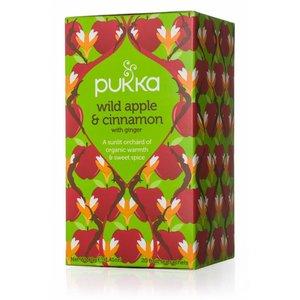 Pukka Biologische Wilde Appel & Kaneel Thee 20 Zakjes