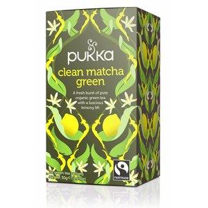 Pukka Biologische Clean Matcha Green Thee 20 Zakjes