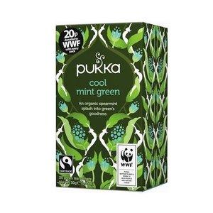 Pukka Biologische Cool Mint Groene Thee 20 Zakjes