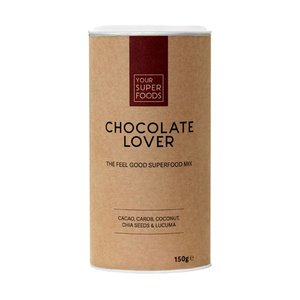 Your Superfoods Organic Chocolate Lover Mix 150 gram