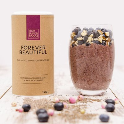 Your Superfoods Your Superfoods Organic Forever Beautiful Mix 150 Gram