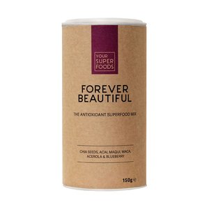 Your Superfoods Organic Forever Beautiful Mix 150 Gram