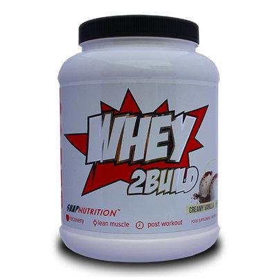 Snap Nutrition Snap Nutrition Whey 2Build 960 gram