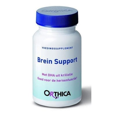 Orthica Orthica Brein Support 30 softgels