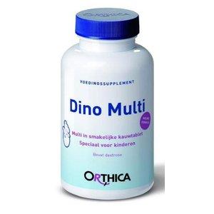 Orthica Dino Multi 60 kauwtabletten