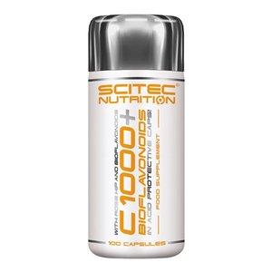 Scitec C1000 + Bioflavonoid 100 caps.