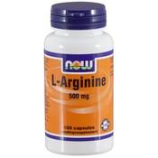 NOW NOW L-Arginine 500 mg (100 caps)