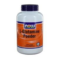 NOW L-Glutamine Poeder 170gram