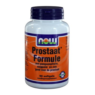 NOW NOW Prostaat Formule (90 softgels)