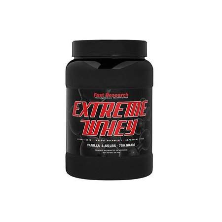 Fast Research Fast Research Extreme Whey 750 gram