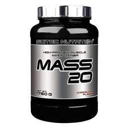 Scitec Mass 20 1750 gram