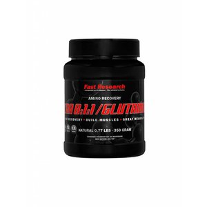 Fast Research Fast Research BCAA 8:1:1 / Glutamine 350 gram