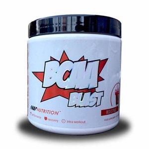Snap Nutrition Snap Nutrition BCAA Blast Red Citrus Drop 252 gram