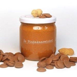 De Pindakaaswinkel De Pindakaaswinkel Belgische Karamel Chocolade