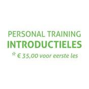 Saint Fit Introductieles Personal Training