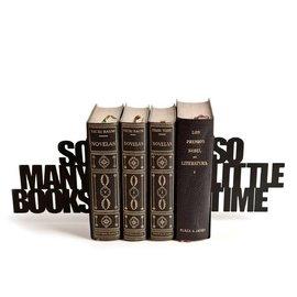 Balvi Boekensteun So many books So little time