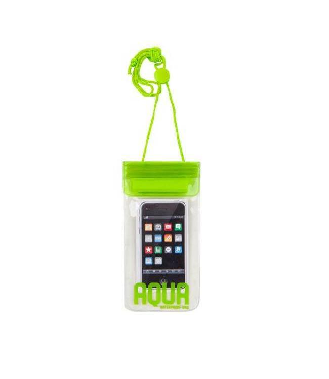 Balvi Waterdichte hoes voor je mobiele telefoon - groen