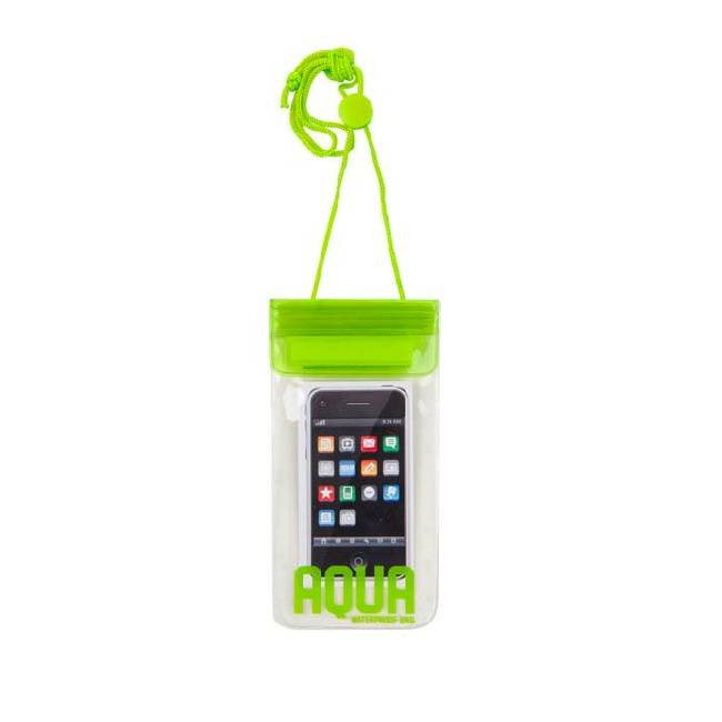 Waterdichte hoes voor je mobiele telefoon
