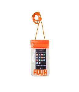 Balvi Waterdichte hoes voor je mobiele telefoon - oranje
