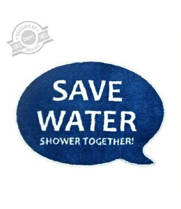 Balvi Badmat Save water Shower together