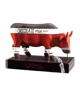 CowParade Cow Parade Chocoholic (medium)
