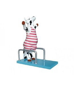 CowParade Cow Parade High Dive Cow (medium)