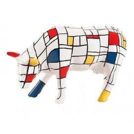 CowParade Cow Parade Moondrian (medium)