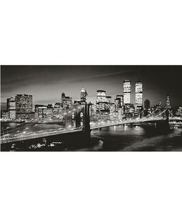 Ingelijste Posters: New York by Night