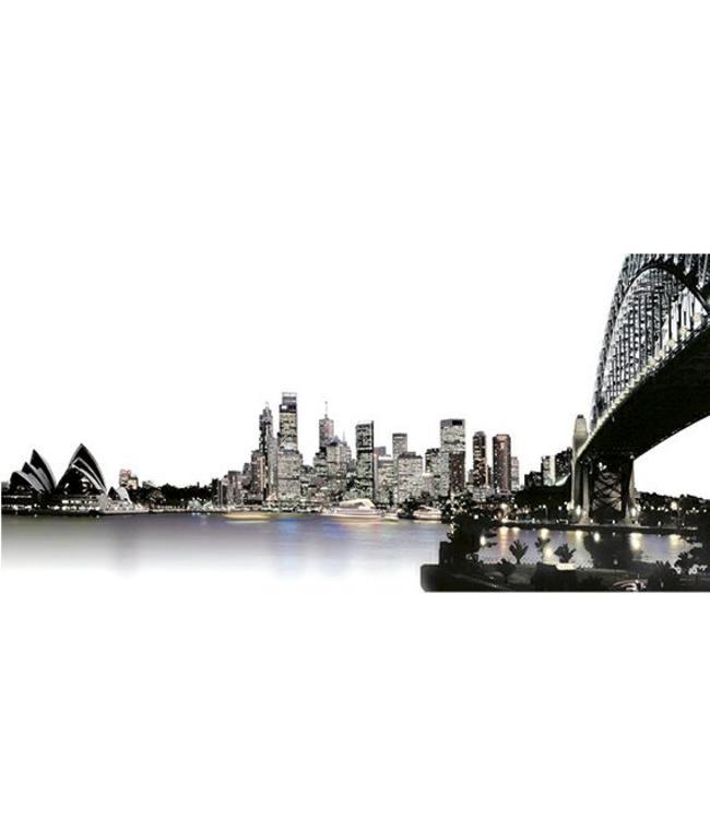 Kunstzinnige Ingelijste Posters: Sydney Australia