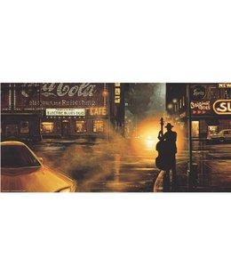 Ingelijste Posters: American Blues