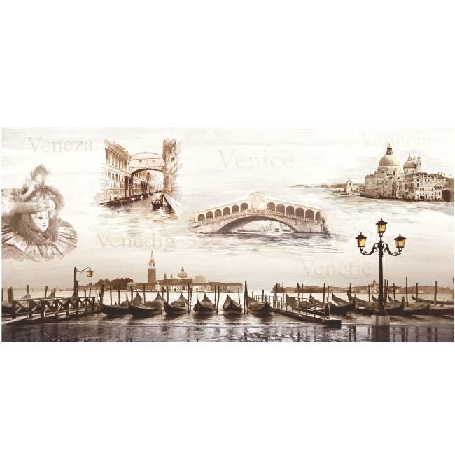 Kunstzinnige Ingelijste Posters: Venetie Highlights