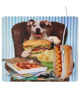 La Chaise Longue USB Muis en muismat Hot Dog