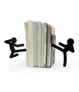Boekensteun set Stickmen