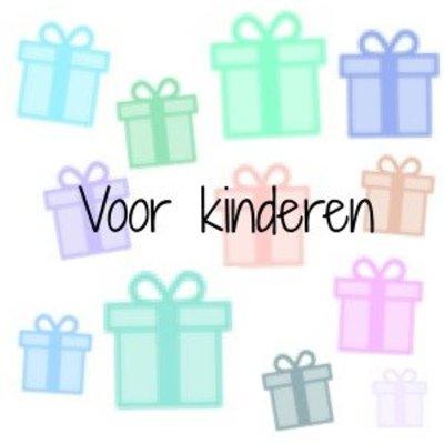 Kado voor kinderen