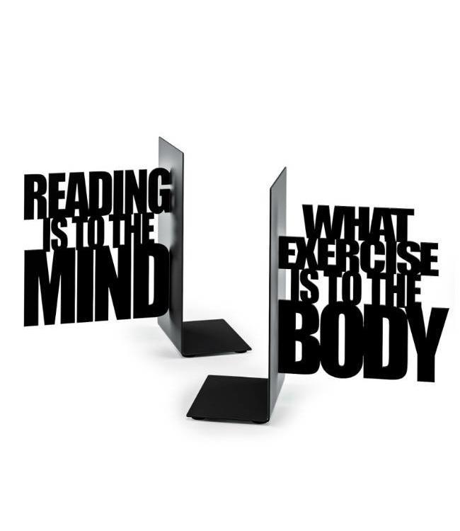 Balvi Boekensteun Reading is to the Mind