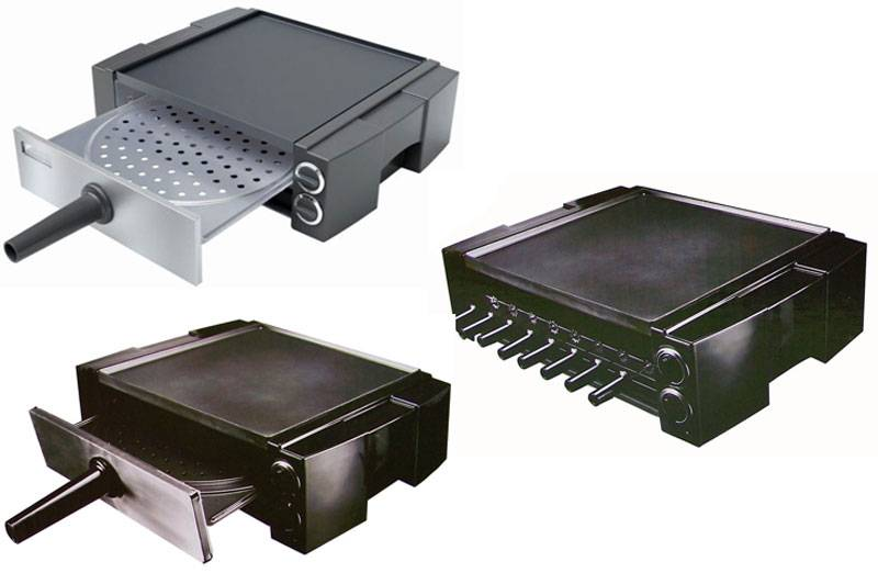 Grill (3-in-1)