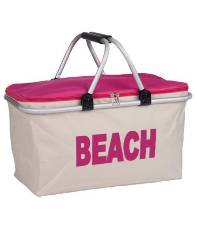 Koelmand 32 liter  (pink)