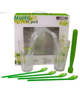 Cuisine  Mojito cocktail set (11 dlg)