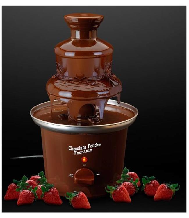 Chocolade Fondue fontein XL