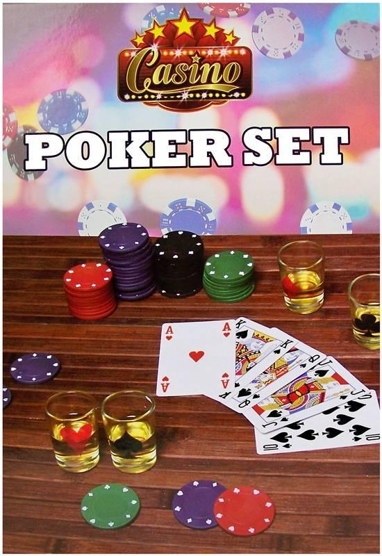 Drinking Poker