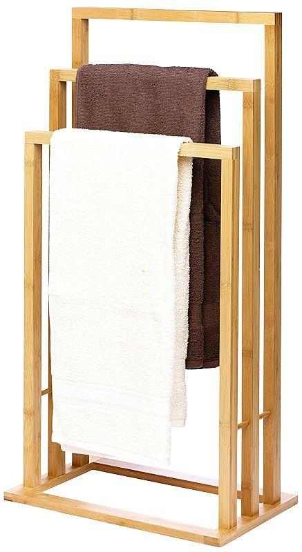 Bamboe Handdoekenrek