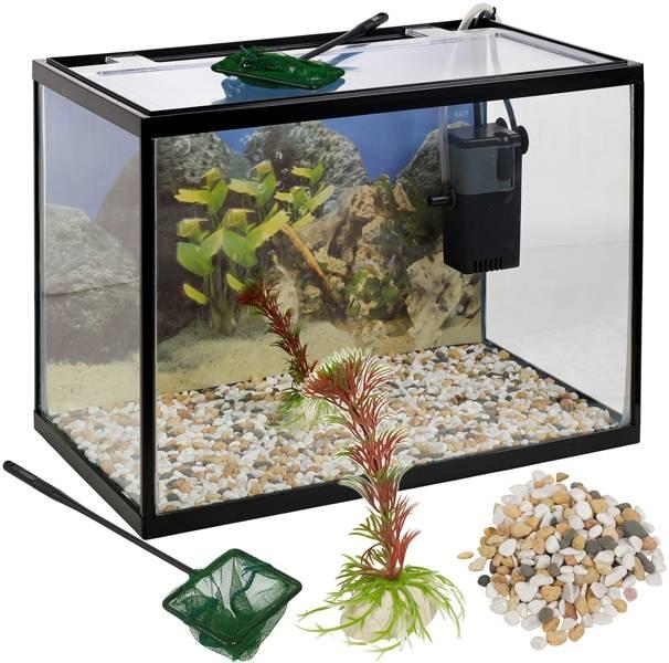 Aquarium compleet 18L