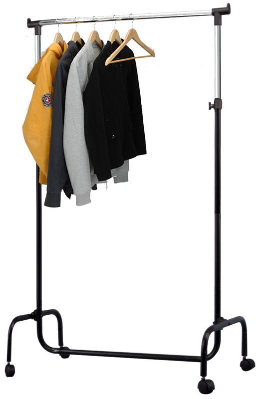 Mobiel kledingrek (170x80x44)