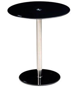 HomeStyle Bijzettafel 43x51,5 (zwart)