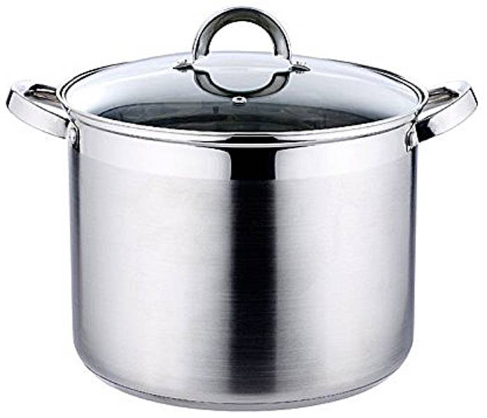 RVS Kookpan XXL 20 liter