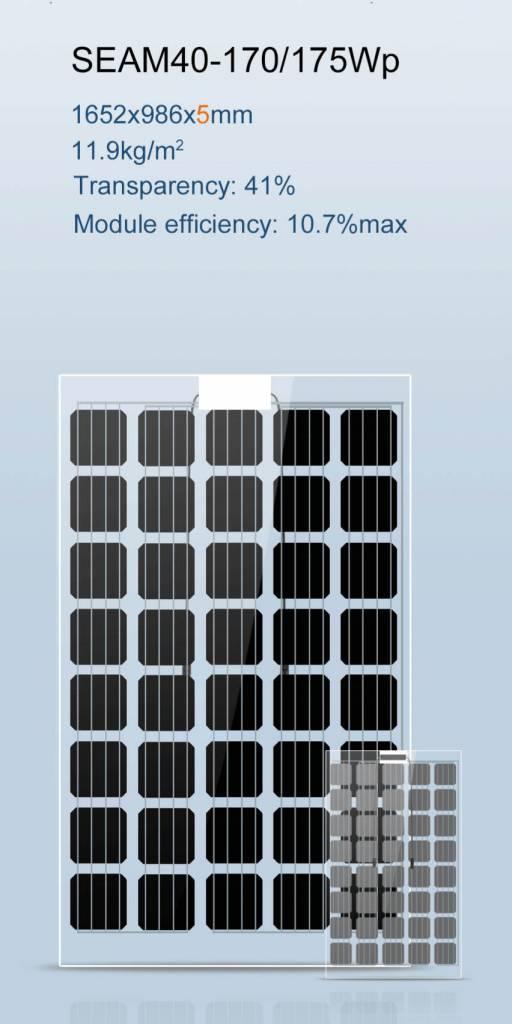 solvana m 40 module solvana solar solutions. Black Bedroom Furniture Sets. Home Design Ideas